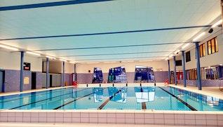 Abcoude Zwembad binnen 1