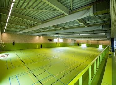 Sporthal Aquapelle