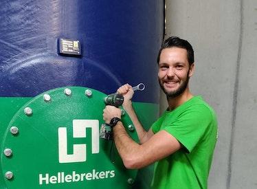 Werkenbij Hellebrekers Roy